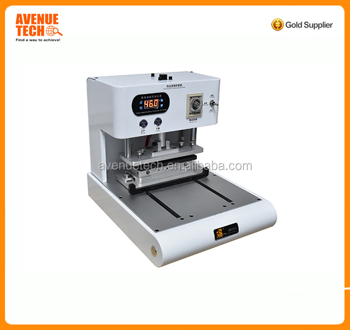 newly arrival for iphone Latest LCD Refurbishment Glue Removing&Framing Machine For Iphone Samsung LCD Frame Laminator