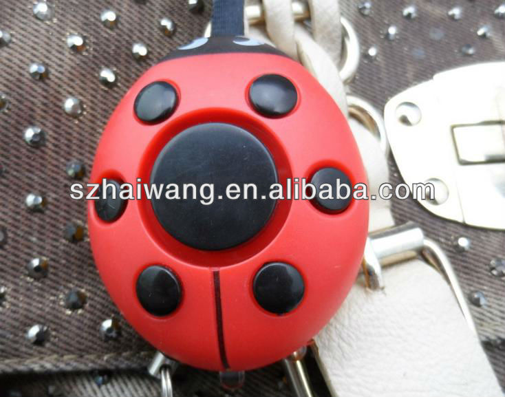Mini personal protection alarm 140DB