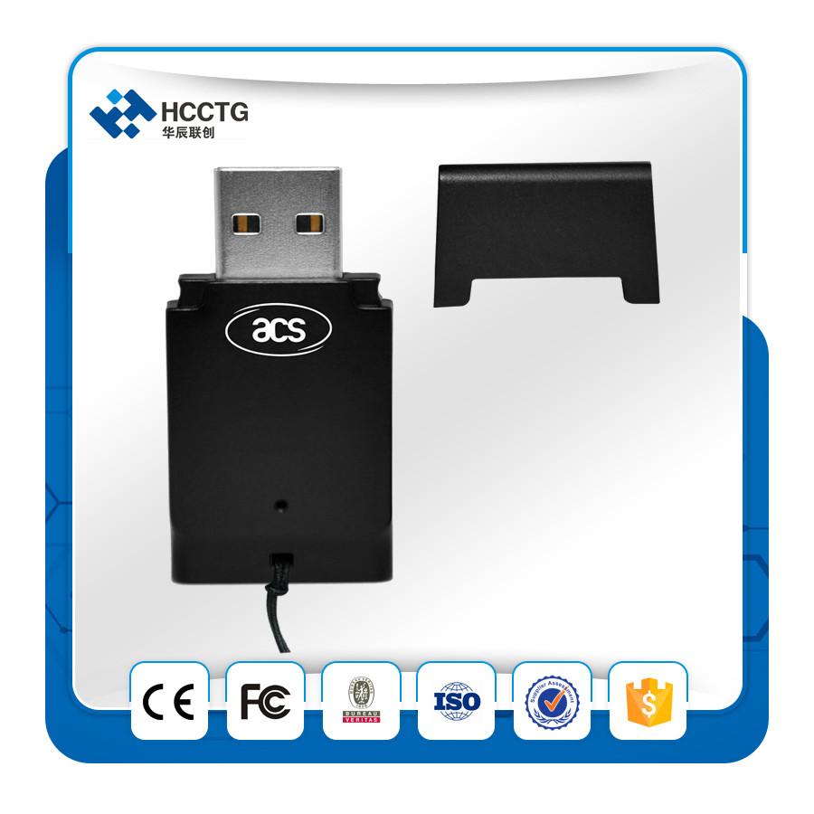 High Quality ISO 7816 SIM-sized Smart Card Reader-ACR39T-A1