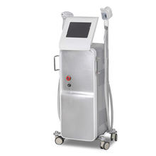 SHR hair removal machine/ IPL hair removal home use/ Face lifting and skin tightening