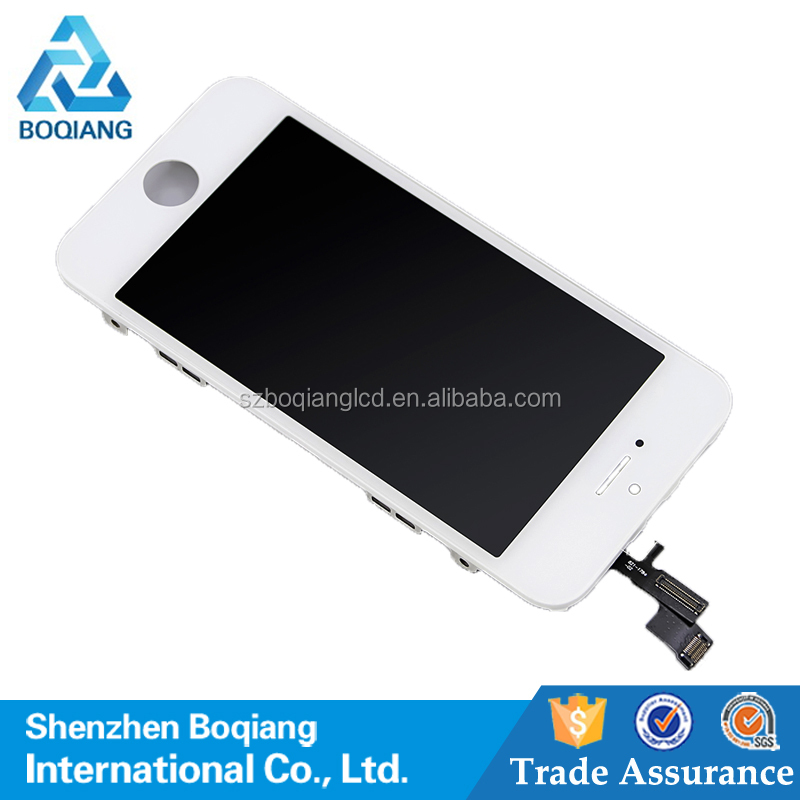 Replacement Buying and Recycling Broken LCD Touch Screen Digitizer for Apple iPhone 5s