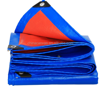 PE coated tarpaulin