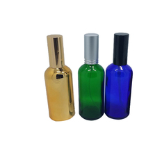 CE custom empty glass spray bottle for essential oil
