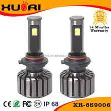 Factory Price led car headlights 9006 led auto headlight 2500lm LED headlight dodge journey fiat freemont