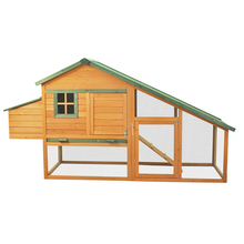 Extra Large Easy Cleaning Wooden Chicken Coops