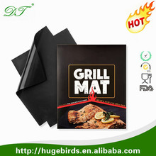 fireproof Charcoal Non-stick BBQ cooking Grill Mats