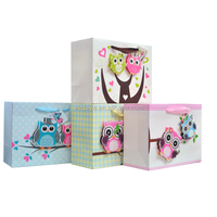 2015 New Design 3D Paper Gift Bag