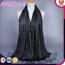 High quality women shawl hijab new designs plain chiffon scarf hijab,can choose colors