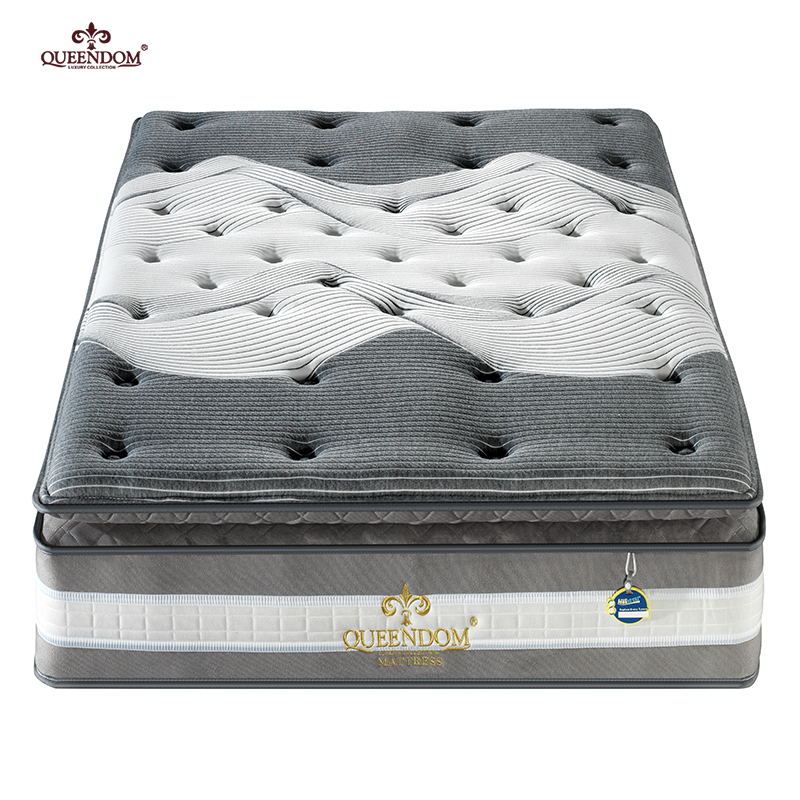 Brand new customized foam honey mattress foshan - Jozy Mattress   Jozy.net