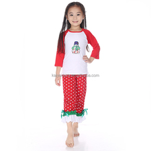 designer clothing distributors well selling child cartoon clothes for christmas pajamas