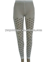 New Womens Ladies Monochrome Aztec Tribal Print Full Length Hot Sex Photos Women Panties Dots Printed Legging
