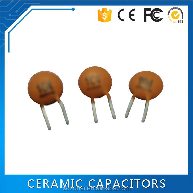 Pass RoHs Safety High quality low pressure series Ceramic capacitor 104 50V