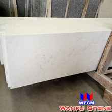 Polished White Marble Bar Tops