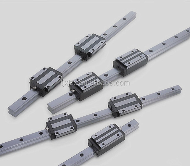 Original BGXS15 BGXS20 BGXH30 BGXH35FN STAF GUIDE RAIL AND BLOCK