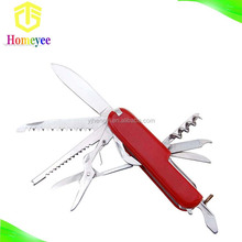 multi-tools pocket knives with 9 accessories