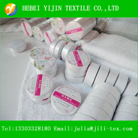 stocklot china supplier 100 cotton compressed gift towel magic towel