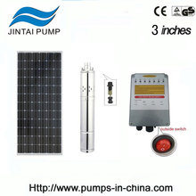 solar powered dc water pump controller & big brushless motor from chine pompe solaire