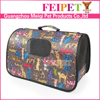 Wholesale Pet Products Pet Travel Bag Cat Carrier Shuoulder Bag