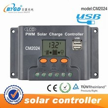 LCD Solar Charge Controller 12V/24V dc to ac 20A Solar Controllers