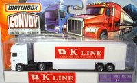 Matchbox Customized Convoy Truck