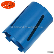 Diamond core drill bit/core bit/diamond bit for drilling and cuttig reinforced concrete