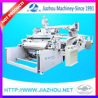 High Speed Plastic Extrusion Coating Plant Hot Melt Thermal Film Industrial Lamination Machine