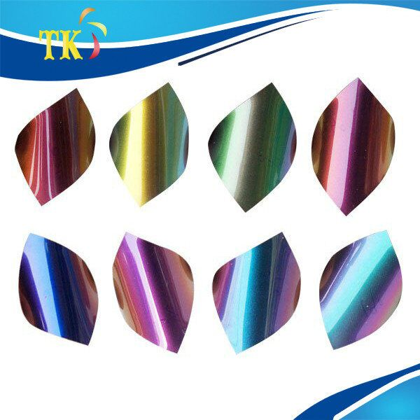 Inorganic pearlescent pigment/chameleon grade pearl pigment for paint and cosmetic