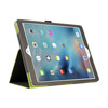 side-opening back stand smart cover for ipad leather case for ipad air 3