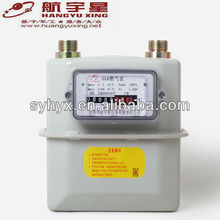 Steel Case Diaphragm Gas Meter G1.6