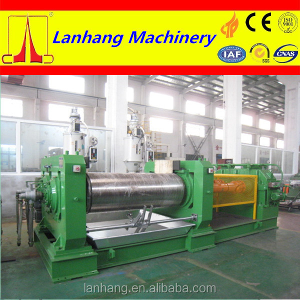 high quality and best seller used rubber compound two roll mill