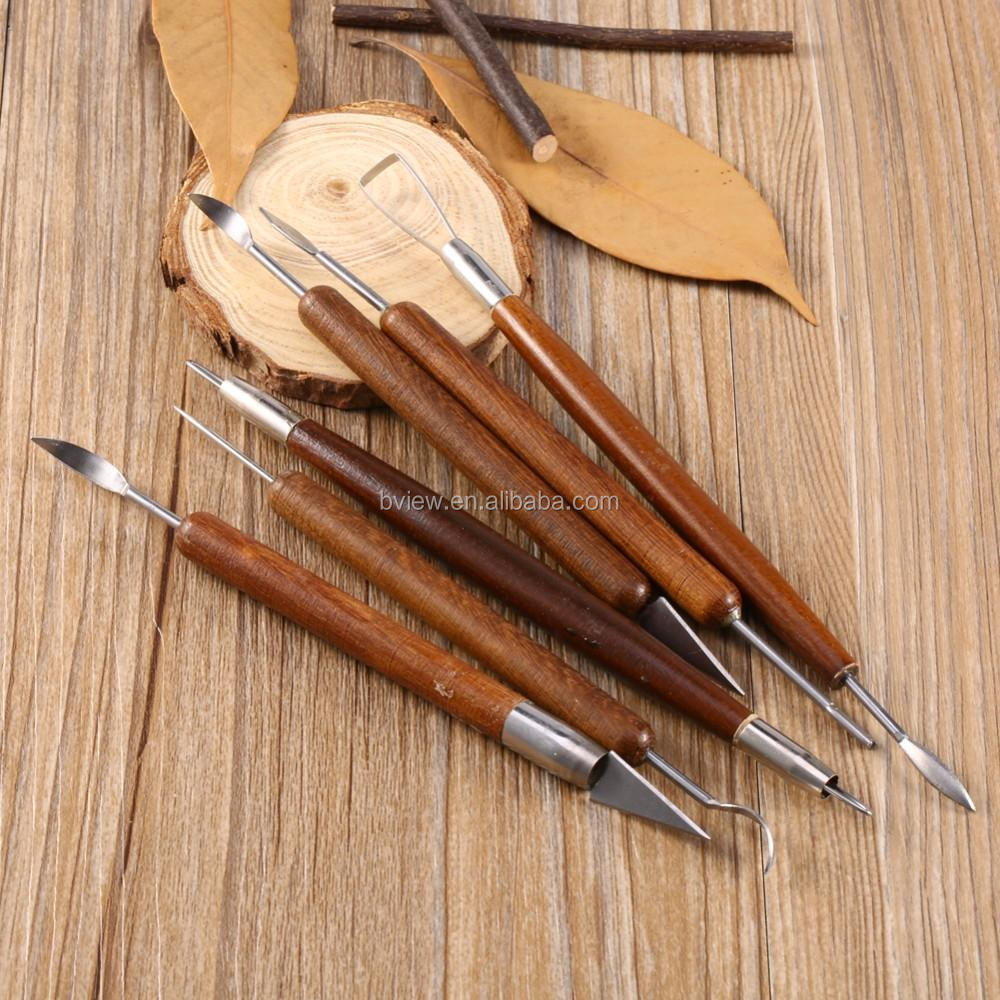 Double-ended sculpting tools set modeling clay tools Sculpture tool