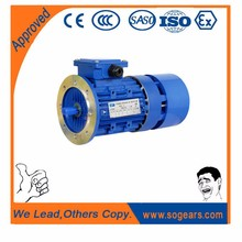 Brake 9kw motor for constraction machinery