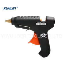 XL-F40 40w Yiwu XUNLEI hot melt glue stick adhesive gun