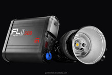 JINBEI FLII-500 Battery Photo Flash Out Door Strobe compact design