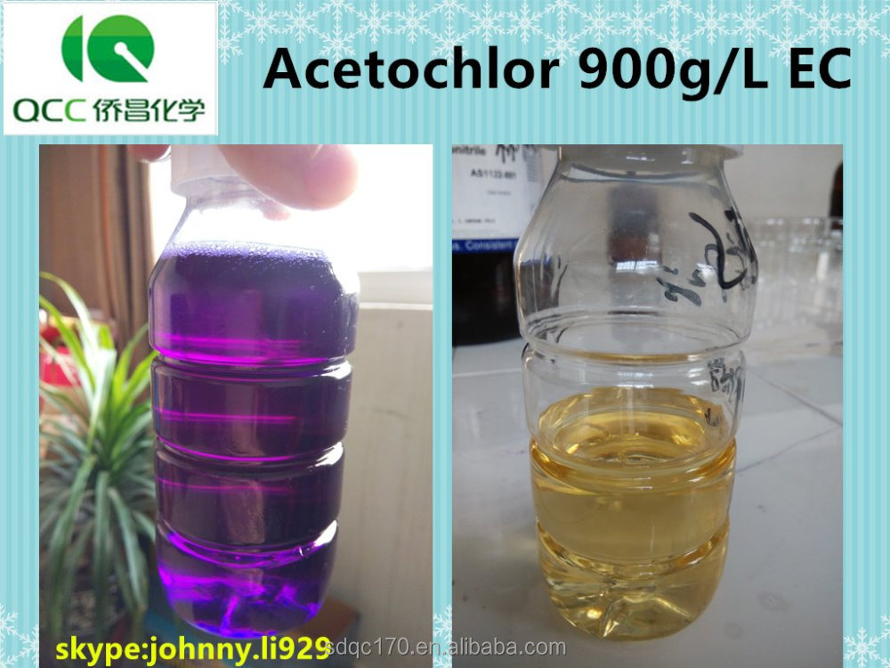 Agrochemical Herbicide Acetochlor 500g/L EC,export india -lq