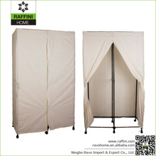 Popular Home Furniture Nonwoven Wardrobe Closet