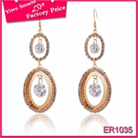 ladies earrings designs pictures,Drop model of gold earrings,16k gold jhumka earrings design with price