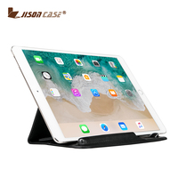 For iPad Pro 10.5 2017 case leather pouch stand cover for iPad