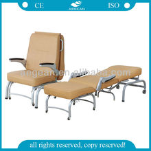 AG-AC005 wide used hospital recliner chair bed
