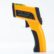 Outdoor usage infrared laser thermometer MS6560A up to 1800 degree with 50:1 D:S