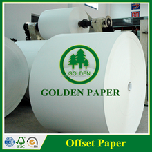 55gsm offset paper uncoated excellent condition