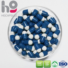 Empty Hard Safety Gelatin Capsules