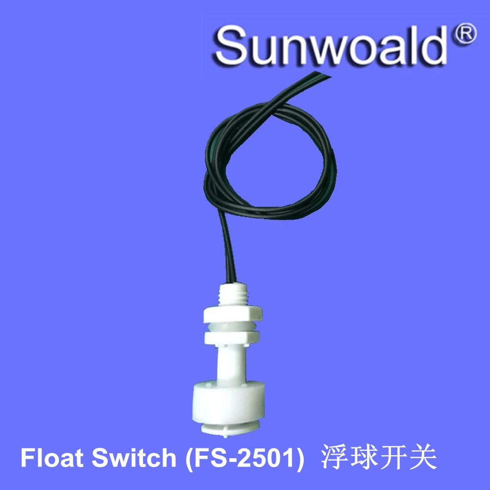 Plastic Water Tank magnetic Float Switch fuel level sensor