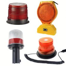 Popular led red solar flashing lights with LED