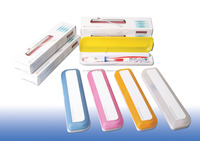 UV toothbrush sterilizer HH20 Tourism type/ Portable toothbrush sanitizer
