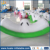 0.9mm PVC inflatable water seesaw , inflatable water totter for sale
