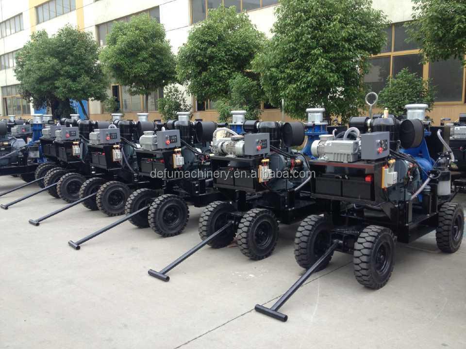 Defu used diesel irrigation pumps for sale buy used for Diesel irrigation motors for sale