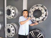 We are alloy wheels factory -----20x9.5 20x10 20x11 inch offroad Forged alloy wheels, forged alloy bus wheels,forged car wheels
