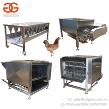 Small Model 20 Feet Container Type Broiler Chicken Slaughtering Machine