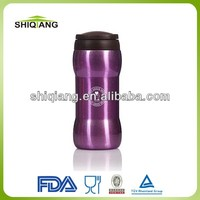 300ml 18/8 high grade double wall stainless steel Korea vacuum flask thermos bottle with tea filter